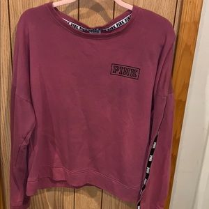 Large VS Pullover Sweater